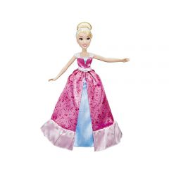 Hasbro - Disney Princess Fashion Reveal Cinderella C0544AS00