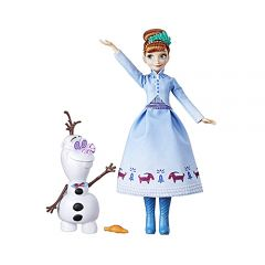 Hasbro - Frozen Anna's Treasured Traditions C3384AS00