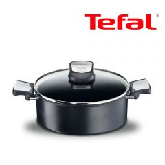 Tefal - 26厘米專業易潔淺鍋 (電磁爐適用) C62071 [法國製造] C62071