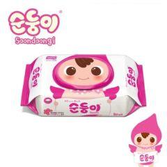 多用途嬰兒濕紙巾80片 C8809345950016
