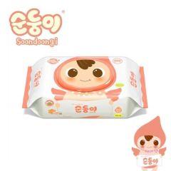 無香嬰兒濕紙巾80片 C8809345950078
