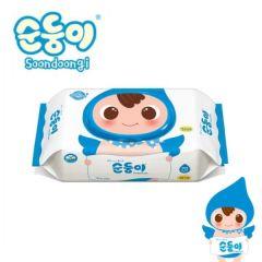 高級無香嬰兒濕紙巾70片 C8809345950115