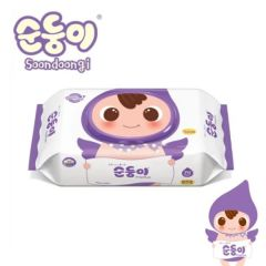 高級壓花嬰兒濕紙巾70片 C8809345950214