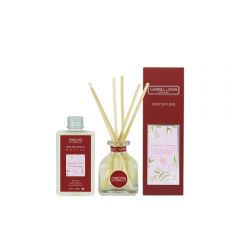 Carroll&Chan- 100ml Jasmine Rose Cranberry Reed Diffuser C_DS100_JA-RO-CR