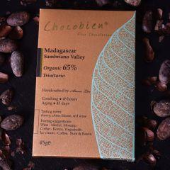 Chocobien Chocolatier - 65%馬達加斯加朱古力 CC-0002