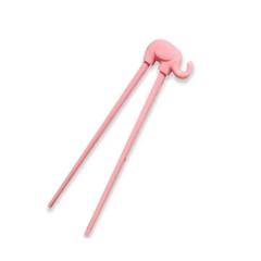 Cornflower - Baby Elephant Training Chopsticks - Pink CFL-K77P