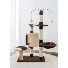 GOTO 貓跳台-R (魚型板112cm)