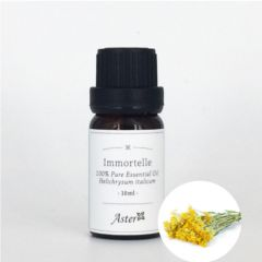 Aster Aroma Immortelle 100% Pure Essential Oil (Helichrysum italicum) - 10ml CL-020230010O