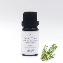 Aster Aroma Organic Thyme Essential Oil (Thymus vulgaris) - 10ml CL-020590010