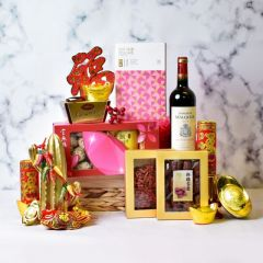 Gift Hampers HK - CNY Cheers CNY180007