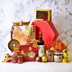 Gift Hampers HK - CNY Greetings CNY180011