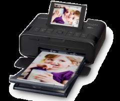Canon SELPHY CP1300 黑色輕巧相片打印機