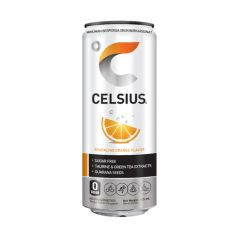 Celsius 高咖啡因能量飲品 325ml - 香橙汽水 CSSHCRENDRSOR325ML
