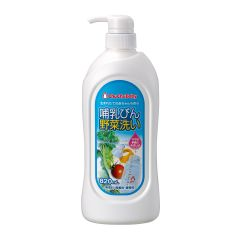 Chu Chu Baby - 奶瓶蔬果洗潔液 820mL