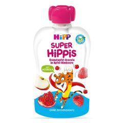 喜寶 - 有機紅莓及精選水果唧唧裝 DA42502