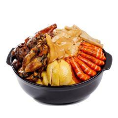 丹尼廚房-至尊鮑魚盆菜(10-12位用)   DC-001