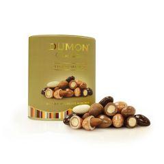 DUMON Chocolatier - Mixed Chocolate Almonds DD24T150