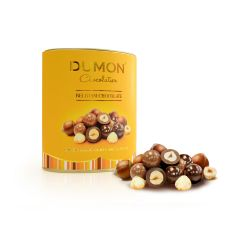 DUMON Chocolatier - Mixed Chocolate Hazelnuts DD26T150