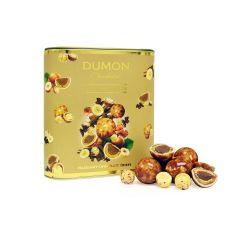 DUMON Chocolatier - Hazelnut Chocolate Crisps DD54T150