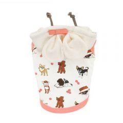 RADICA【Keep Cool 25°C】恆溫防蚊狗狗衣服 - 粉紅色 兔子衫 (3 Size)