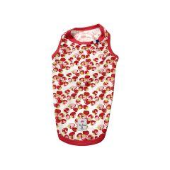 RADICA【Thermo °C-25】恒溫防蚊狗狗衣服 - 紅色 草莓 (4 Size)