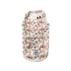 RADICA【Thermo °C-25】恒溫防蚊狗狗衣服 - 粉紅色 草莓 (4 Size)