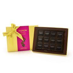 DUMON Chocolatier - 片裝72%黑朱古力禮盒