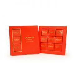 DUMON Chocolatier - 片裝牛奶朱古力禮盒
