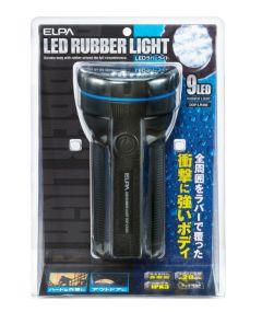 朝日-防雨橡膠LED電筒 IPX3 DOP-LR450 DOP-LR450