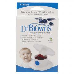 Dr Brown's - Make-A-Smash Food Masher DR-715