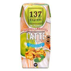 137 Degrees - 抹茶核桃奶 DS95145