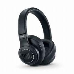 JBL DUET NC 混合式主動降噪罩耳式無綫藍牙耳機 - 啞黑色
