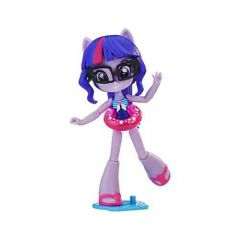 Hasbro - My Little Pony Equestria Girls Beach Collection Twilight Sparkle E0684AS00