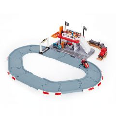 Hape Race Track Station E3734