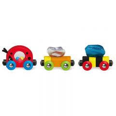 Hape Lucky Ladybug and Friends Track E3806