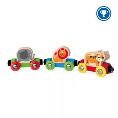 Hape Jungle Journey Train E3807