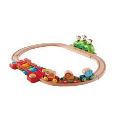 Hape Music and Monkeys Railway E3825