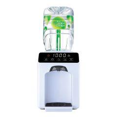 屈臣氏蒸餾水 - Wats-Touch Mini 溫熱水機 (白) +4.5公升樽裝蒸餾水(電子水券) EA034071W100H