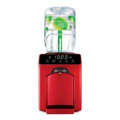 屈臣氏蒸餾水 - Wats-Touch Mini 溫熱水機 (紅) +4.5公升樽裝蒸餾水(電子水券) EA034081R100H