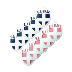 [香港行貨] Ecom - E.A. Mask第五代健康勳章 - 10個 EA_MASK_10PCS