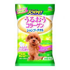 大塚 - JOYPET透明質酸潤膚洗澡紙巾 - 小型犬用