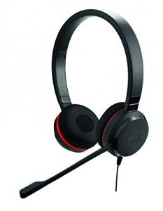 Jabra Evolve 30 II MS 雙耳耳機