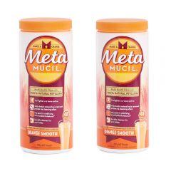 Metamucil - Orange Smooth 48 doses (283g) x2 f00279_2