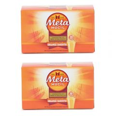Metamucil - Orange Smooth 30 sachets f00282_2