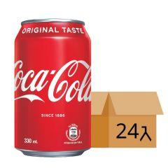 可口可樂 - [原箱] 罐裝可口可樂汽水