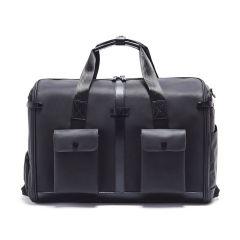 Frequent Flyer Kingsman Duffle Bag (TPU) - Black