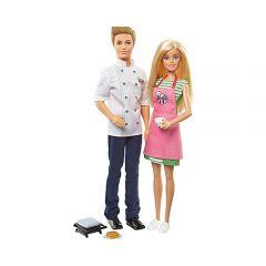 Mattel Games - Barbie® and Ken® Dolls FHP64