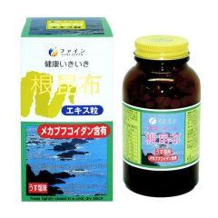 Fine Japan Kelp Root Extract Tablet 165g (330mg x 500's) FJ-003