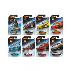 Mattel Games - Hot Wheels Honda 70th Anniversary Assortment (Style Randomly   : Price based on 1 piece )