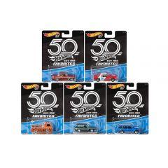 Mattel Games - Hot Wheels Premium Collector Favorites (Style Randomly   : Price based on 1 piece )